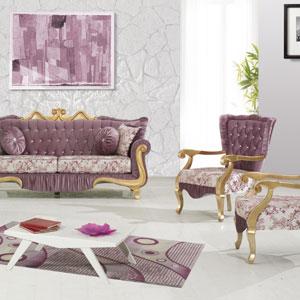 salon complet moderne